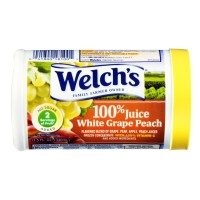 Welch's 100% Juice Frozen Concentrate - White Grape Peach 11.5 OZ
