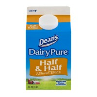 Dairy Pure Half And Half (Smith's) - 1 PT
