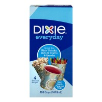 Dixie Everyday Multi-Purpose Cups 5oz - 100 CT