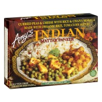 Amy's Indian Mattar Paneer - 10.0 OZ