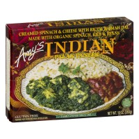 Amy's Indian Palak Paneer - 10.0 OZ