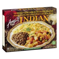Amy's Indian Vegetable Korma - 9.5 OZ