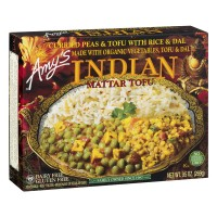 Amy's Indian Mattar Tofu - 9.5 OZ
