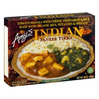 Amy's Indian Paneer Tikka - 9.5 OZ