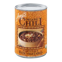 Amy's Organic Chili - With Vegetables - Medium 14.7 OZ