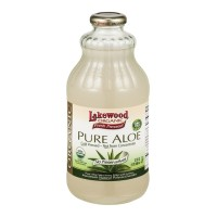 Lakewood Organic Juice - Pure Aloe - 32.0 FL OZ