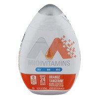 Mio Vitamins Orange Tangerine Liquid Water Enhancer - 1.62 FL OZ