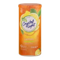Crystal Light Tea Mix - Lemon - DECAF - 6 CT