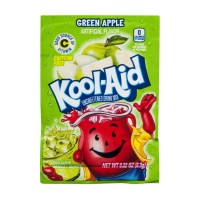 Kool-Aid Drink Mix - Green Apple .22 OZ