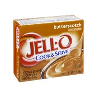 JELL-O Pudding - Cook and Serve - Butterscotch 3.5 OZ
