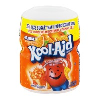 Kool-Aid Drink Mix - Orange 19 OZ