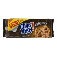 Chips Ahoy! Chunky Crunchy Cookies Family Size - 18.0 OZ