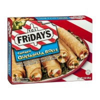 T.G.I. Fridays Quesdilla Rolls Chicken And Cheese -  9 OZ