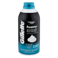 Gillette Foamy Shave Foam Sensitive Foam - 11.0 OZ