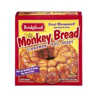 Bridgford Cinnamon Pull-Apart Monkey Bread - 16 OZ