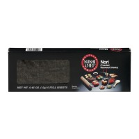 Baycliff Company Sushi Chef Nori Toasted Seaweed Sheets - 5 CT