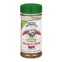 Chef Paul Prudhomme's Pizza & Pasta Magic Seasoning Blend - Herbal 3 OZ