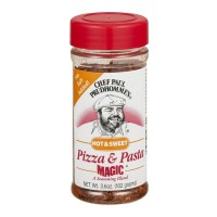 Chef Paul Prudhomme's Pizza & Pasta Magic Seasoning Blend - Hot & Sweet 3 OZ