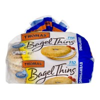 Thomas' Bagel Thins - Everything - 8 CT