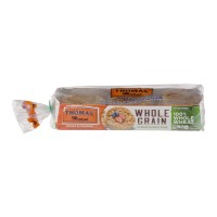 Thomas' English Muffins Whole Grain - 6 CT / 12.0 OZ