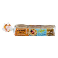 Thomas' Light 100 Calories Multi Grain English Muffins - 6 CT