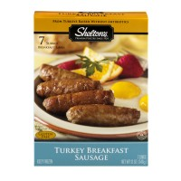 Shelton's Turkey Breakfast Sausage Links - 7 CT / 12.0 OZ