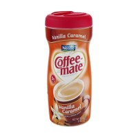 Nestle Coffee-Mate Powder Creamer - Vanilla Caramel - 15 OZ