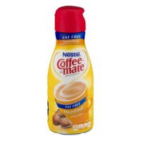Nestle Coffee-Mate Coffee Creamer Fat Free Hazelnut - 32.0 FL OZ
