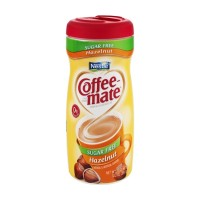 Nestle Coffee-Mate Powder Creamer - Hazelnut - Sugar Free 10.2 OZ