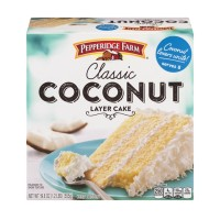 Pepperidge Farm Classic Coconut Layer Cake - 19.6 OZ