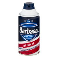 Barbasol Thick And Rich Shaving Cream Original - 10.0 OZ