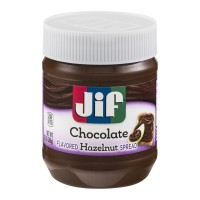 Jif Chocolate Hazelnut Spread 13oz