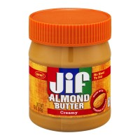 Jif Almond Butter Creamy - 12.0 OZ