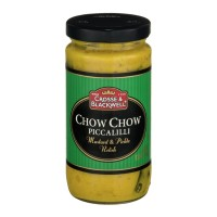 Crosse And Blackwell Chow Chow Piccalilli - 9.34 OZ