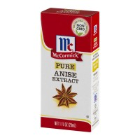 McCormick Pure Anise Extract - 1.0 FL OZ