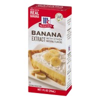 McCormick Banana Extract - 1.0 FL OZ
