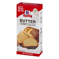 McCormick Butter Extract - 1.0 FL OZ