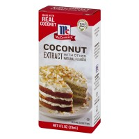 McCormick Coconut Extract - 1.0 FL OZ