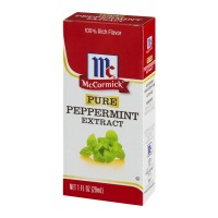 McCormick Pure Peppermint Extract - 1.0 FL OZ
