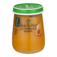 Beech-Nut Baby Food - Stage 1 - Just Butternut Squash 4.25 OZ