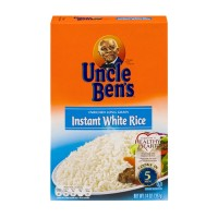Uncle Ben's Instant White Rice 14 OZ