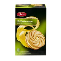 Dare Cookies Lemon Creme - 12.3 OZ