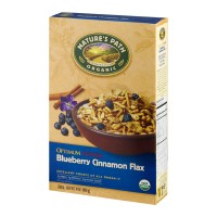 Nature's Path Organic Optimum Power Blueberry Cinnamon Flax Cereal - 14.0 OZ