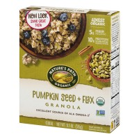 Nature's Path Organic Granola Pumpkin Seed + Flax - 11.5 OZ