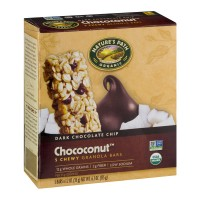 Nature's Path Organic Chococonut Chewy Granola Bars - 5 CT