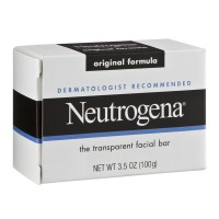 Neutrogena Facial Bar Transparent Original Formula - 3.5 OZ