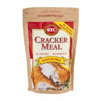 Original Trenton Crackers Sodium Free Cracker Meal - 10.0 OZ
