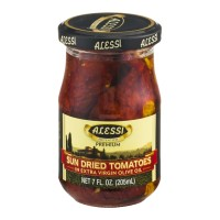 Alessi Sun Dried Tomatoes in Extra Virgin Olive Oil - 7.0 OZ