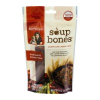 Rachael Ray Nutrish Soup Chew Bones for Dogs - Real Beef & Barley - 3 CT