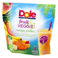 Dole Fruit And Veggie Blends Orange Medley - 16.0 OZ